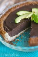 Vegetables - Avocado -  Avocado Cream Pie