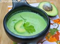 Vegetables - Avocado -  Creamy Avocado Soup