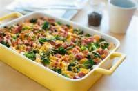 Vegetables - Broccoli -  Broccoli And Ham Casserole