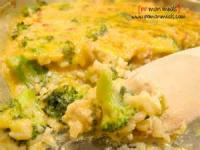 Vegetables - Broccoli -  Broccoli-rice Casserole