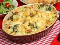 Vegetables - Broccoli -  Chicken Broccoli Casserole With Spaghetti