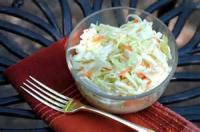 Vegetables - Cabbage -  Better Than Kfc Cole Slaw