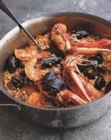 Stews - Seafood -  Southern Salmon Stew
