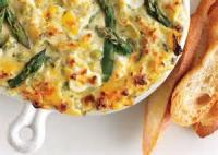 Vegetables - Artichoke -  Artichoke Cheese Dip