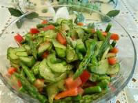 Vegetables - Asparagus -  Asparagus Salad