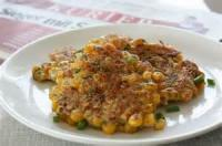 Vegetables - Corn Fritters