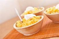 Vegetables - Corn -  Indian Corn Pudding/corn Casserole