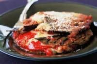 Vegetables - Eggplant Parmigiana