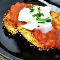 Vegetables - Low Fat Eggplant Parmesan