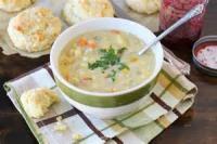 Vegetables - Corn -  Cheddar Corn Chowder