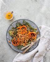 Vegetables - Spicy Lemon Carrots