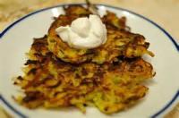 Vegetables - Carrot Pancakes