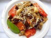Vegetables - Eggplant -  Baked Italian Eggplant