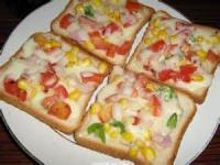 Vegetables - Fresh Corn And Cheese Bread