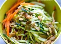 Vegetables - Sunny Carrot Salad
