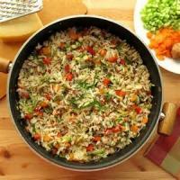 Vegetables - Carrot Pilaf