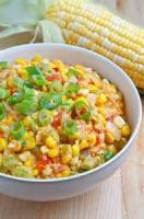 Vegetables - Corn -  Maque Choux