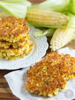 Vegetables - Corn -  Tiny Corn Fritters