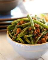 Vegetables - Green Beans -  Chinese-style Spicy String Beans