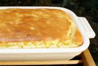 Vegetables - Baked Corn Pudding