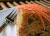 Vegetables - Carrot -  Carrot Raisin Cake