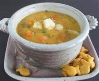 Vegetables - Creamy Cauliflower Soup