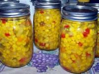 Vegetables - Warm Corn Relish