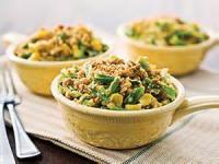 Vegetables - Corn -  Corn-green Bean Casserole