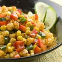 Vegetables - Corn -  Corn Salad With Hominy