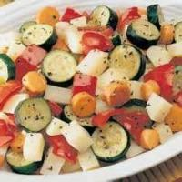 Vegetables - Creole Cauliflower