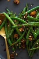Vegetables - Green Beans -  Crispy Green Beans