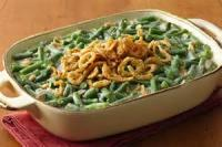 Vegetables - Green Beans -  Green Bean Casserole
