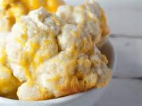 Vegetables - Cauliflower -  Frosted Cauliflower