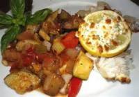 Vegetables - Eggplant Creole