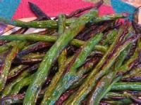 Vegetables - Green Beans -  Barbecued Green Beans
