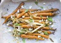 Vegetables - Carrots -  Roasted Carrots