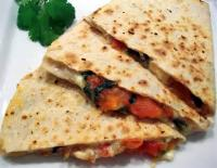 Vegetables - Mexican -  Veggie Quesadillas