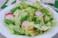 Vegetables - Pea Salad