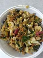 Vegetables - Portabella Mushroom Sesame