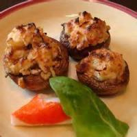 Vegetables - Cajun Stuffed Mushrooms