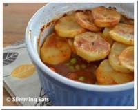 Vegetables - Crispy Potato Quiche