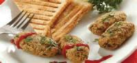 Vegetables - Fresh White Mushroom Croquettes