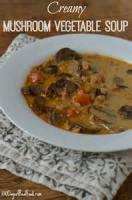 Vegetables - Mushrooms -  Fresh Mushroom And Barley Soup