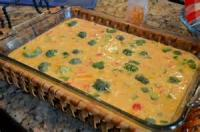 Vegetables - Peppers -  Cheesy Chili Rellenos Casserole