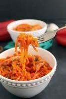 Vegetables - Sweet Red Pepper Sauce For Pasta