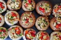 Vegetables - Garlic Mushrooms