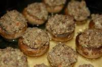 Vegetables - Mushrooms -  Mimi's Stuffed Mushrooms