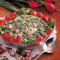 Vegetables - Pea - S Pea Salad With Cashews