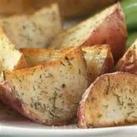 Vegetables - Potato -  Boston Market Dill Potato Wedges
