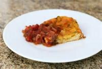 Vegetables - Peppers -  Chiles Rellenos Casserole